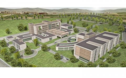 Irak Organ Nakil Hastanesi