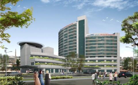 Konya Mevlana Üniversitesi Hastanesi