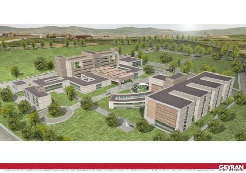 Hastane Projesi, Hastane mimarı, Hastane Mimari projesi, Irak organ nakil hastanesi, Hastane Mimarı, Hastane Mimarisi, Hastane projeleri, Hastane Resimleri