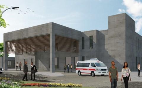 Hastane Mimarisi, Hastane projesi, hastane mimarı danışmanı, hastane konusunda deneyimli mimar, hastane iç mimarı