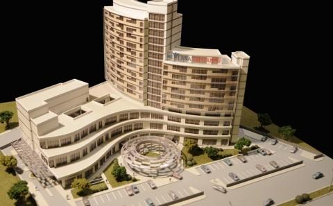 Konya Mevlana Hastane Projesi | Konya Mevlana Hastanesi Projesi Mimarı