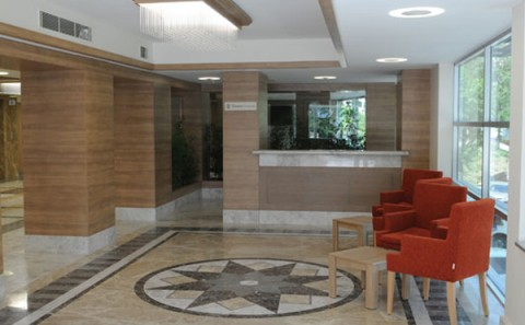 Dora Hastanesi - Hastane Projesi - Hastane Mimarı
