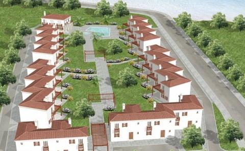 Gökova Ören Yapı Kooperatifi Tatil Sitesi (20 Villa) - 1992